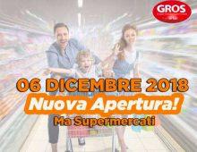 Ma Supermercati apre a Ladispoli