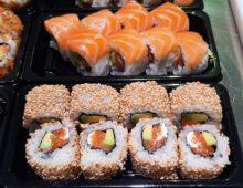 Voglia di Sushi? Ti aspettiamo a Roma da Ma Supermercati Via Tiburtina 435!